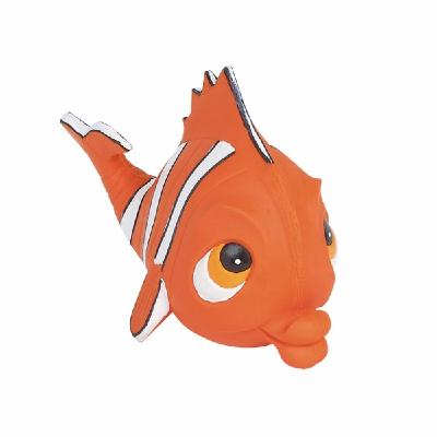 Poisson clown siffleur
