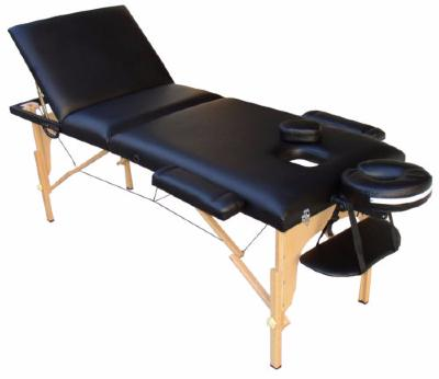 Table de massage noir