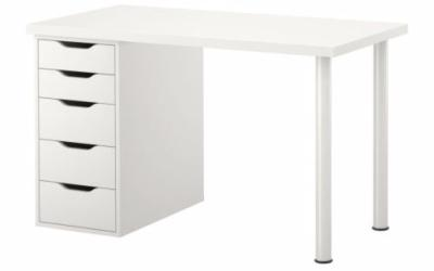 Table manucure blanche