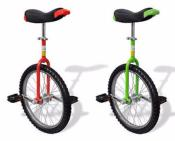Monocycle ajustable 2 couleurs