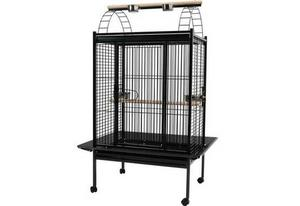 Cage perroquet Moucherolle
