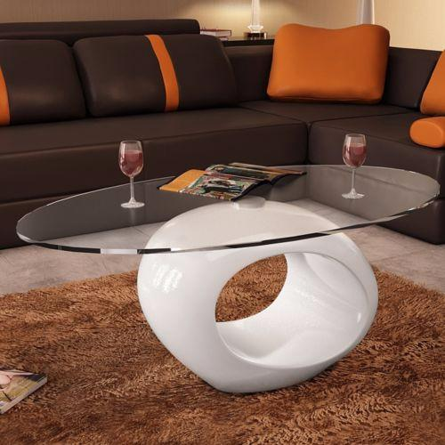 Table basse moderne 2 coloris