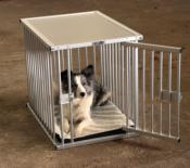 Cage chien ALU 4 tailles