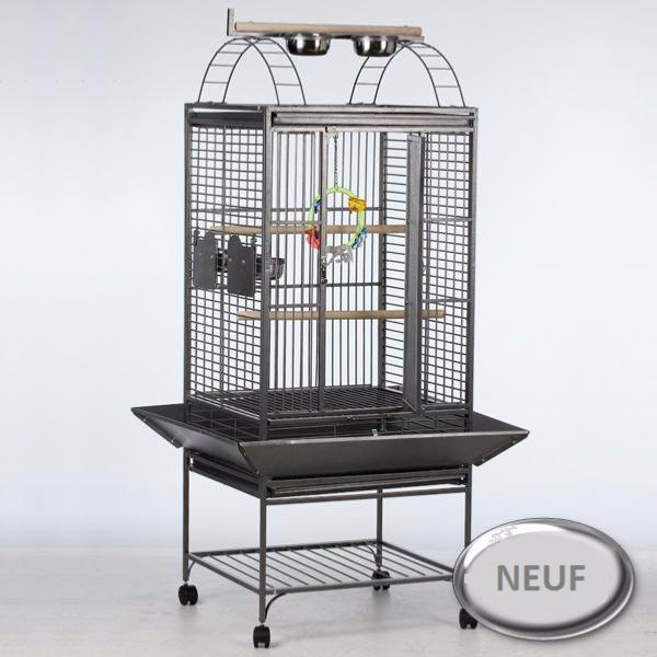 cage perroquet erismature ciel et terre. Black Bedroom Furniture Sets. Home Design Ideas