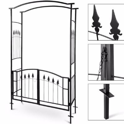 arche de jardin portillon ciel et terre. Black Bedroom Furniture Sets. Home Design Ideas