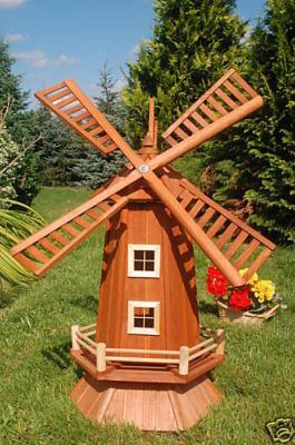 puit decoratif exterieur moulin vent 115 cm cielterre commerce