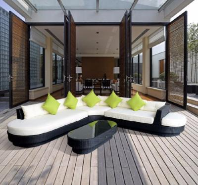 salon de jardin ultra tendance ciel et terre. Black Bedroom Furniture Sets. Home Design Ideas