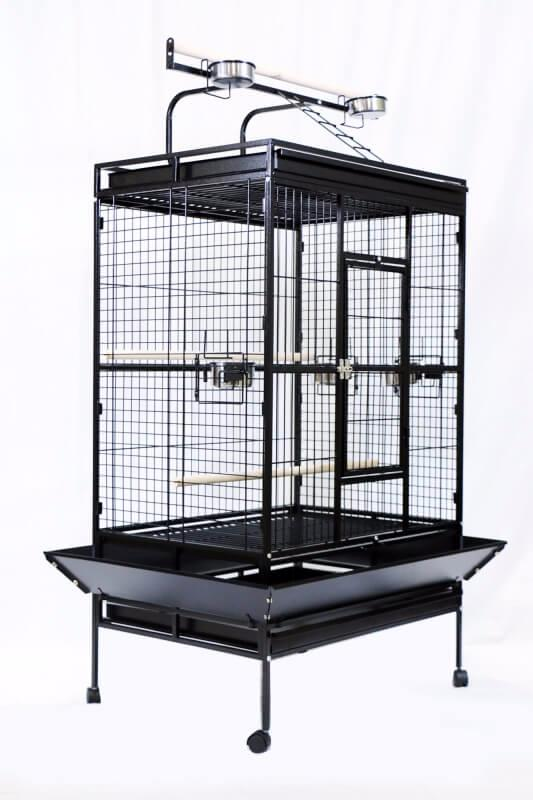 cage perroquet coco. Black Bedroom Furniture Sets. Home Design Ideas