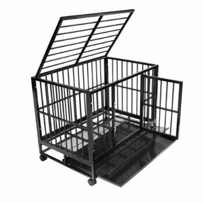 Cage mobile pratique pliante