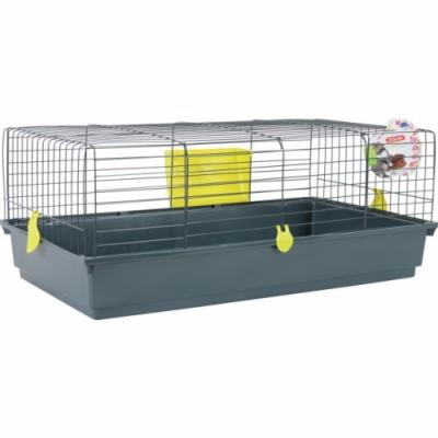 Cage lapin anis