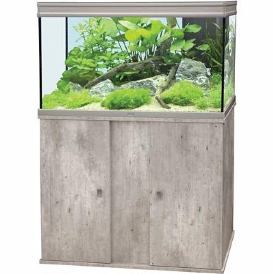 aquarium meuble 179 litres moderne ciel et terre. Black Bedroom Furniture Sets. Home Design Ideas