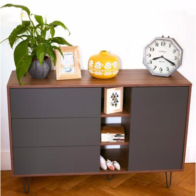 Buffet Noyer / Anthracite