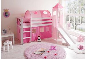 lit enfant lit gar on lit fille lit princesse ciel et terre. Black Bedroom Furniture Sets. Home Design Ideas