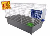 Cage lapin complète
