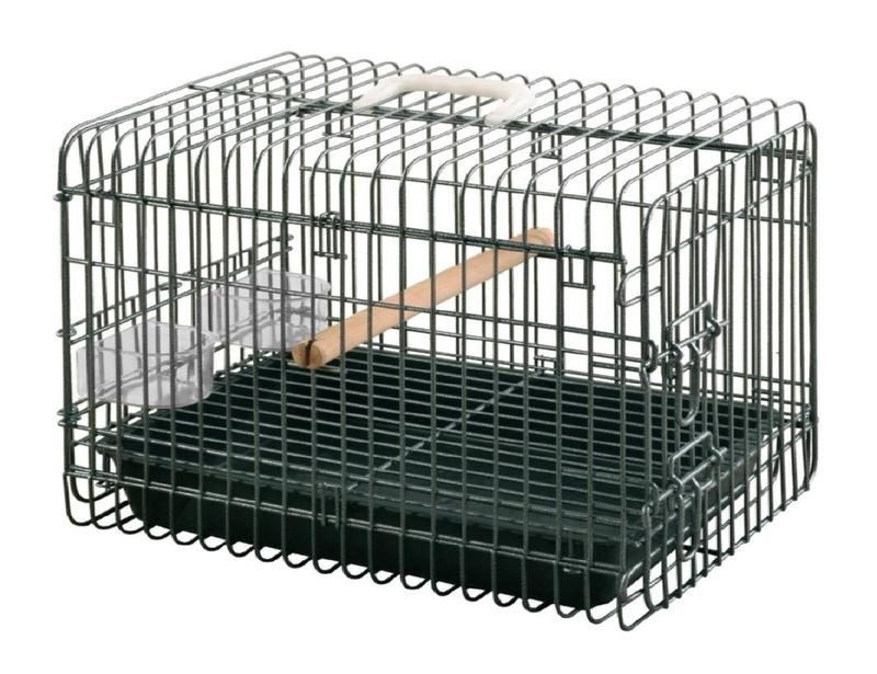 cage transport perroquet hypolais ciel et terre. Black Bedroom Furniture Sets. Home Design Ideas