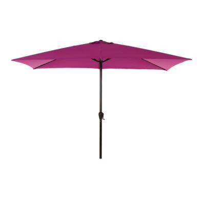 Parasol inclinable rectangulaire 3x2m