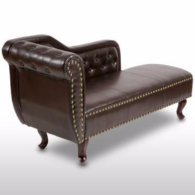 m ridienne chesterfield marron m ridienne confortable ciel. Black Bedroom Furniture Sets. Home Design Ideas